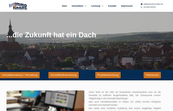 Vorschau von www.miersch-immobilien.de, TM Finanz- u.Versicherungsmakler GmbH