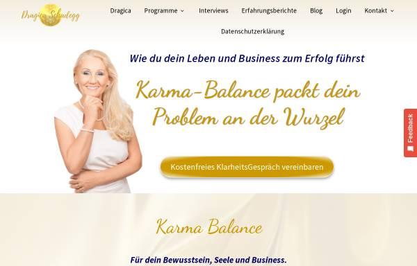 Vorschau von www.bewusstseinszentrum.de, Dragica Alsalk und Andreas Schadegg