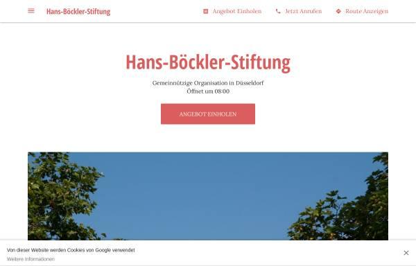 Vorschau von www.boeckler.de, Hans-Böckler-Stiftung