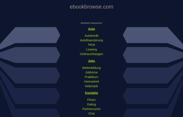 Vorschau von ebookbrowse.com, Stellungnahme des Wissenschaftlichen Beirats beim BMWI