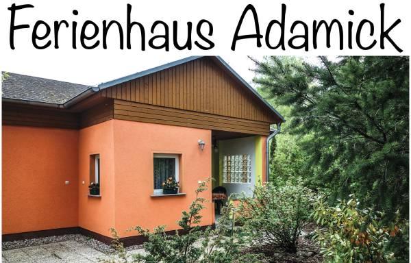 Vorschau von www.adamick.de, Ferienhaus Adamick