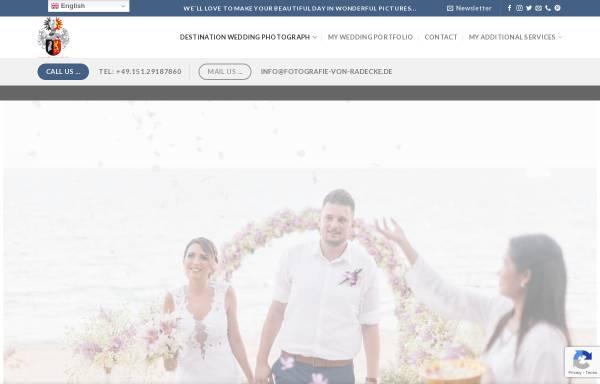 Vorschau von www.fotografie-von-radecke.de, Radecke, Timo
