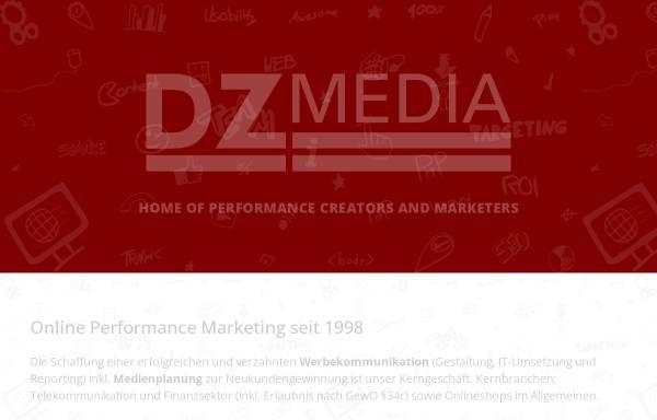 Vorschau von www.dz-media.de, DZ-Media Verlag GmbH