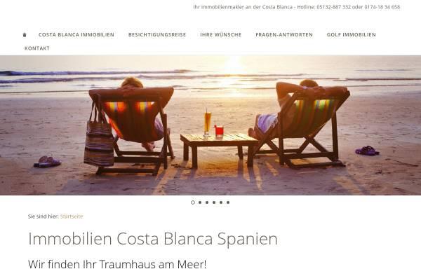 Vorschau von www.auslandsimmobilienspezialist.de, ATLAS INTERNATIONAL AGENTUR DEUTSCHLAND