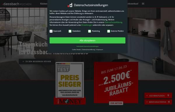 Küchen fabrikverkauf niedersachsen  Dassbach Küchen Werksverkauf GmbH & Co KG: Wirtschaft, Blankenfelde ...