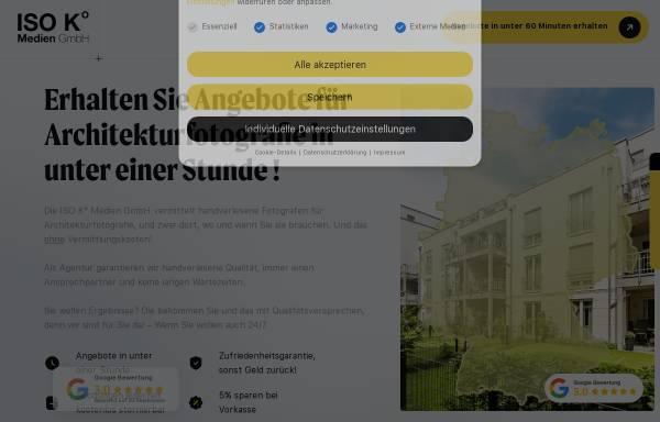 Vorschau von www.iso-k.de, ISO K° photography