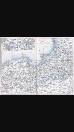Vorschau der mobilen Webseite www.wichert.de, West- und Ostpreussen 1896