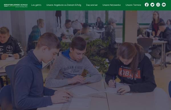 Vorschau von www.bbs-westerburg.de, Berufsbildende Schule Westerburg