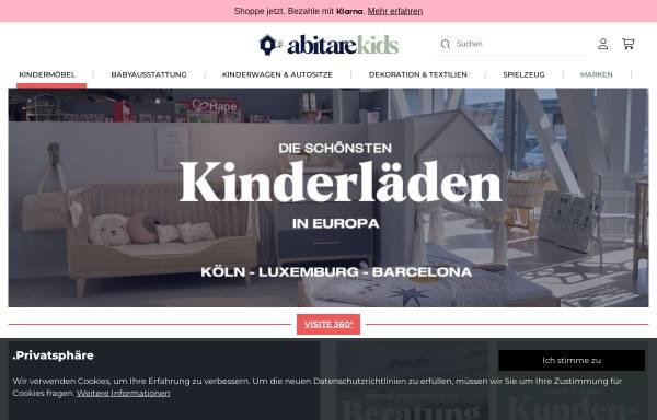 Vorschau von www.debreuyn-shop.de, De Breuyn Möbel GmbH - Kindermöbel mit System