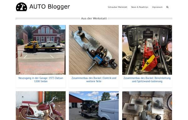Vorschau von www.autoblogger.de, AUTO Blogger