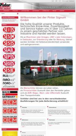 Vorschau der mobilen Webseite www.passler.de, Passler & Co. GmbH