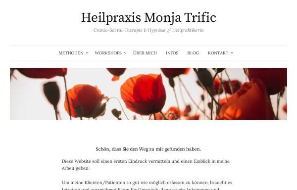 Vorschau von monja-trific.de, Monja Trific