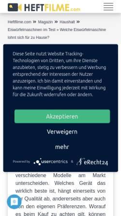 Vorschau der mobilen Webseite www.ribo-elektro.de, RIBO Elektroanlagen GmbH
