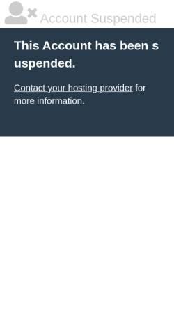 Vorschau der mobilen Webseite ethority.de, Ethority