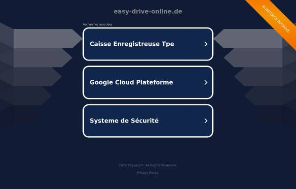 Vorschau von easy-drive-online.de, Fahrschule Easy Drive UG