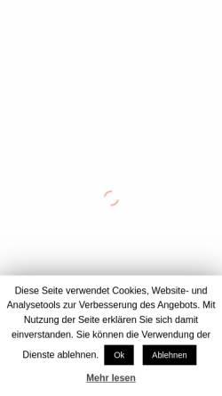 Vorschau der mobilen Webseite www.pinchadiscos.de, Pinchadiscos GbR