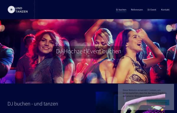 Vorschau von und-tanzen.de, Und-tanzen, Christian Herrmann