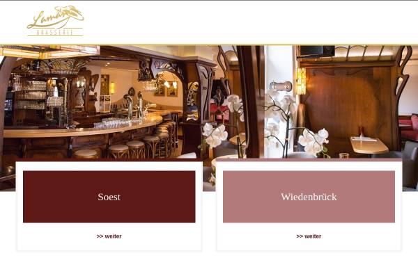 Vorschau von www.lamaeng-brasserie.de, Lamäng Brasserie