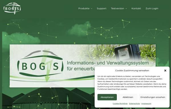 Vorschau von www.biogas-bogis.de, BT IT-Service GmbH