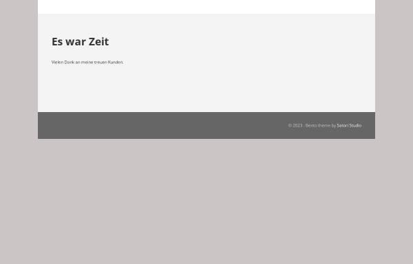 Vorschau von www.klarinetten-hufnagel.de, Georg Hufnagel, Holzblasinstrumentenmeister