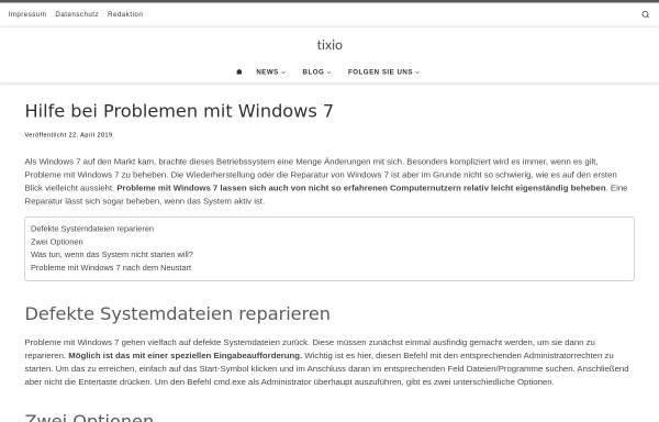 Vorschau von windows-hilfe-forum.de, Windows Hilfe Forum