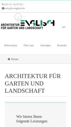 Englisch Thomas In Mainz Landschaftsplanung Und Gartenarchitektur