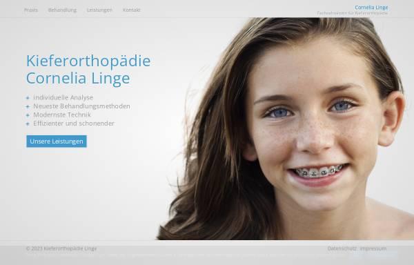 Vorschau von www.kfo-linge.de, Linge, Cornelia