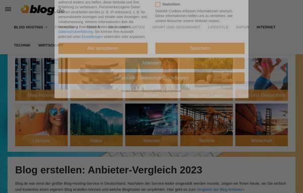 Vorschau von webfrank.blog.de, webfrank - aktiv Leben mit Behinderung.
