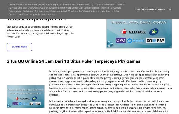 Vorschau von www.antifa-west.org, Antifa-West