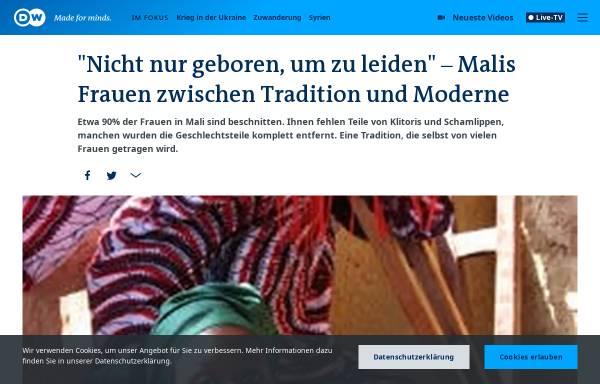 Vorschau von www.dw.de,