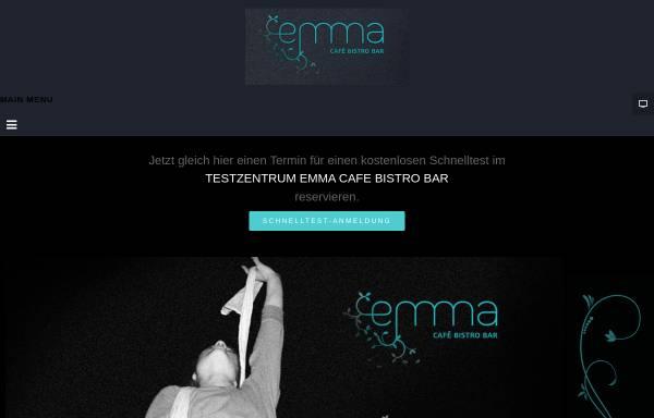 Vorschau von www.emma-kuenzelsau.de, Emma - Café Bistro Bar