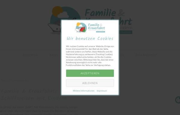 Vorschau von www.kids-on-cruise.de, Kids-on-Cruise