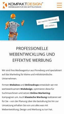 Vorschau der mobilen Webseite www.weside.de, WeSiDe - Christoph Graack Webdesign
