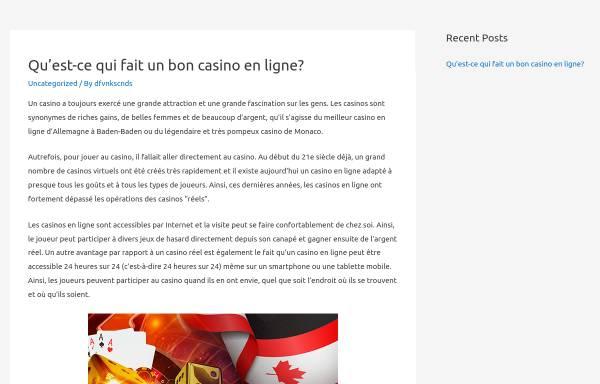 Vorschau von iaevg.net, IAEVG - AIOSP