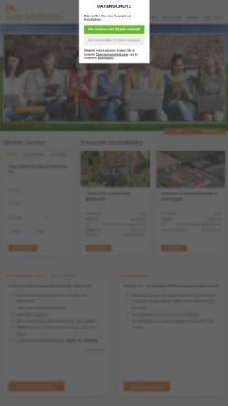 Vorschau der mobilen Webseite www.my-landimmo.de, My-landimmo.de