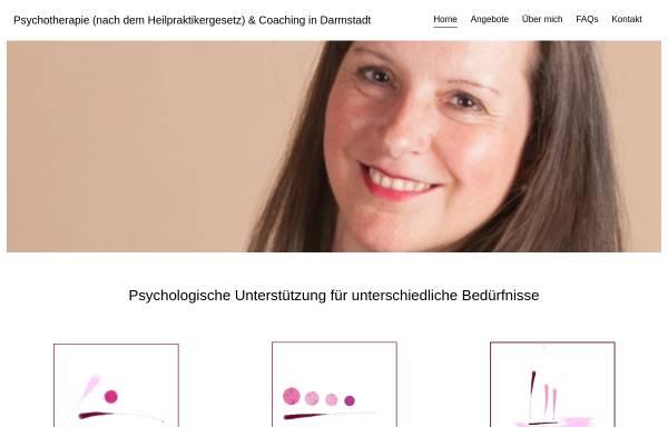 Vorschau von www.heilpraktiker-psychotherapie-bolz.de, Sigrid Bolz