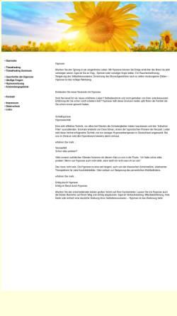 Vorschau der mobilen Webseite www.zefah.de, Zoltan Heger