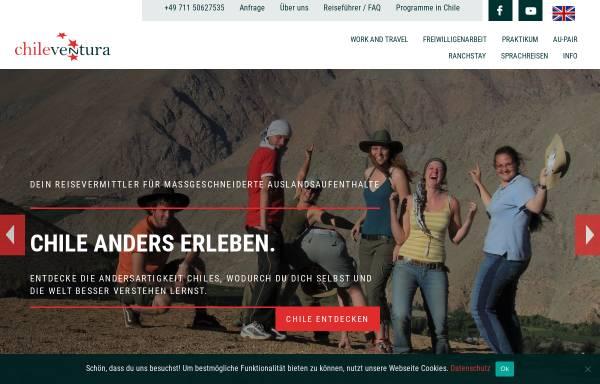 Vorschau von www.chileventura.de, ChileVentura