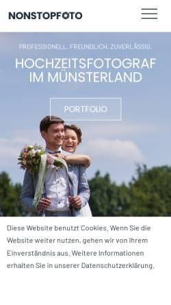 Vorschau der mobilen Webseite www.nonstopfoto.de, Khaptinskiy, Vladimir