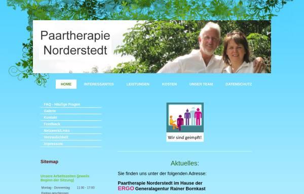 Vorschau von www.paartherapie-norderstedt.de, Paartherapie Norderstedt