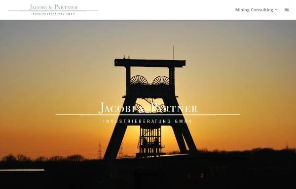 Vorschau von www.jacobi-partner.de, Jacobi & Partner GmbH