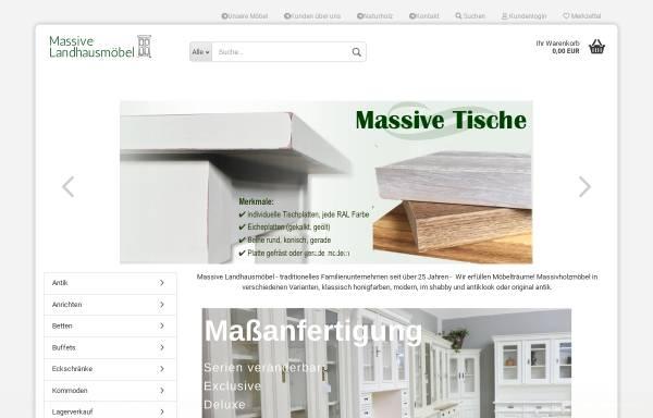 Massive Landhausmöbel BW e.K. in Köln: Nach Stil, Möbel massive ...