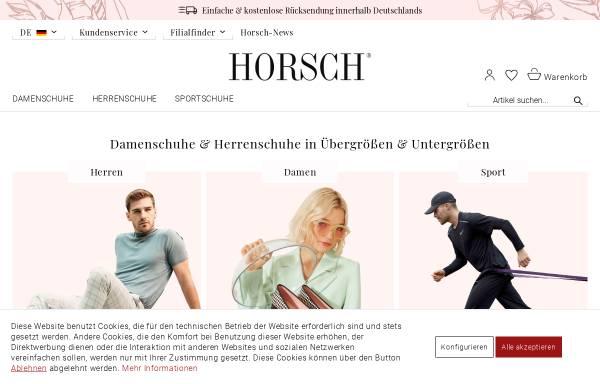 Vorschau von www.horsch-shop.de, Horsch