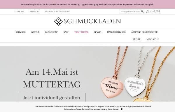 Vorschau von www.schmuckladen.de, Schmuckladen