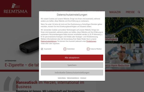 Vorschau von smoke-spots.de, Smoke Spots