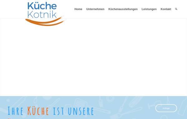 Küchen fabrikverkauf baden württemberg  Küchenstudio G. Kotnik in Saalfeld: Küche, Nach Raum oder Funktion ...