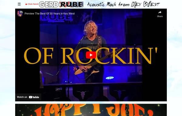 Vorschau von www.gerdrube.com, Rube, Gerd - American Acoustic Rocksolist
