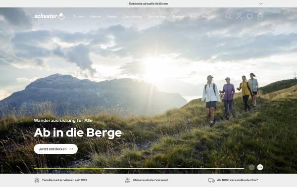 Vorschau von www.sport-schuster.de, Sport Schuster