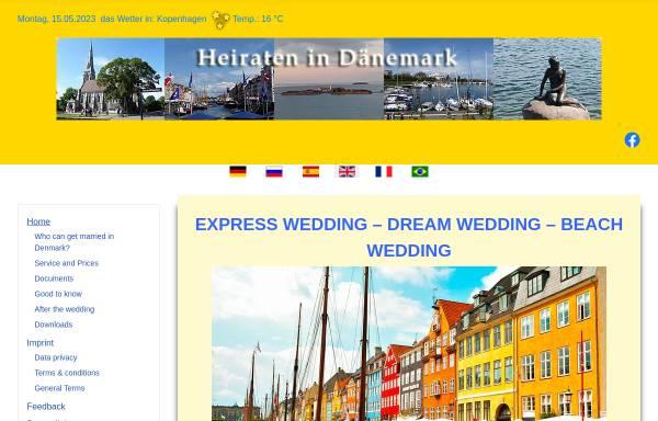 Vorschau von www.heiratsagentur-karina.eu, Heiratsagentur Karina