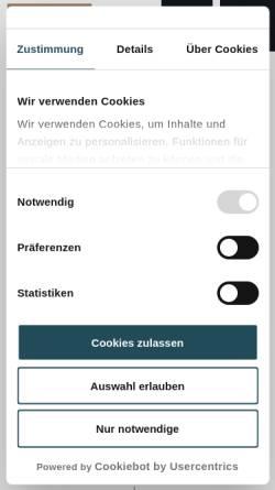 Vorschau der mobilen Webseite www.arbeitsrecht-fachanwaelte-hamburg.de, Wittig Ünalp Rechtsanwälte GbR
